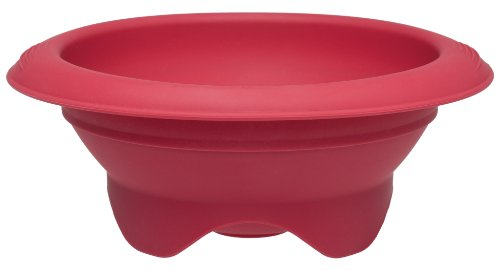 collapsible silicone mixing bowls - 6