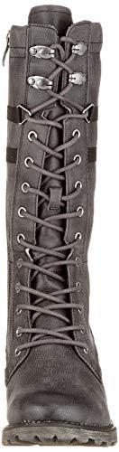 Women's Boots 26625 214 anthracite Combat Grey Tamaris 21 wdznxqTwBI