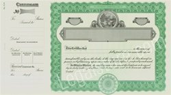 Ohio Stock - Goes® Ohio Stock Certificates, 25 per package