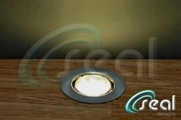 10 x 60mm led lights deck decking kitchen plinth warm white