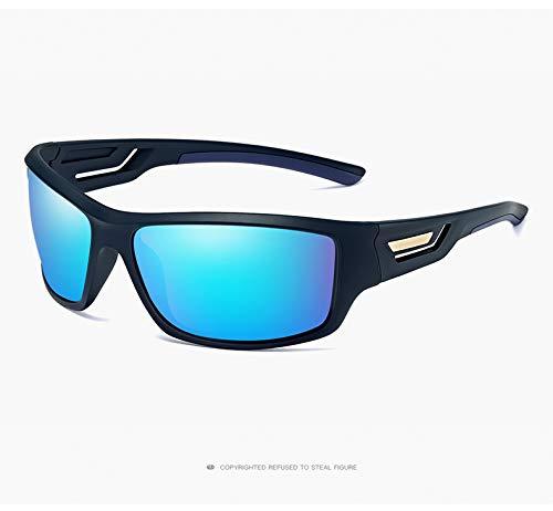 pour polarisées de UV400 Soleil Protection Soleil Vision Homme sunglasses Sport Lunettes de Blue Lunettes Mjia frame de de Soleil Nocturne Lunettes Lunettes de gxIqz0f