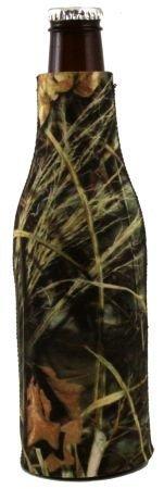 Advantage Max Camouflage 4 - Realtree Advantage Max 4 Camo Bottle Zipper Koozie New