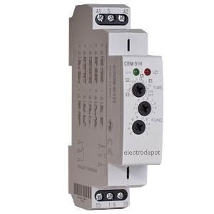 Multi-Function Timer; 0.1s-10d, SPDT, 15A@240VAC/24VDC, Operation 12-240 VAC/DC, 934135 by Migro