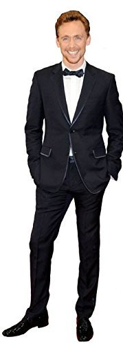 Tom Hiddleston Life Size Cutout by Celebrity Cutouts