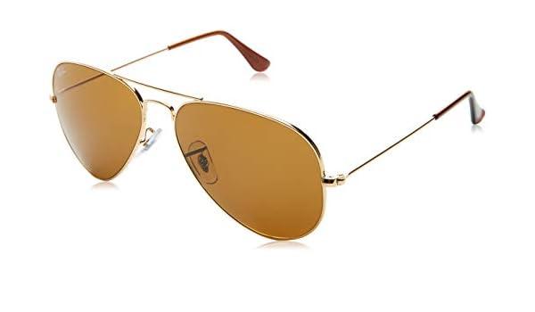 Ray-Ban Gafas de sol Aviator Large Metal RB3025 C58 001/33 ...