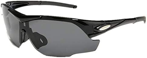 Runspeed Sports Sunglasses Cycling Glasses Night Vision for Men Hiking Running