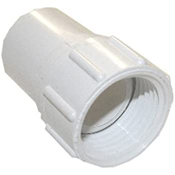 LASCO 15 1621 PVC Hose Adapter With 3/4 Inch Female Hose And