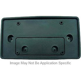 cadillac license plate bracket - 3