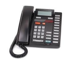 Nortel Aastra M8314 Phone Black