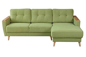 My-Furniture - Expo Malaga Apple Green- Sofa rinconero ...