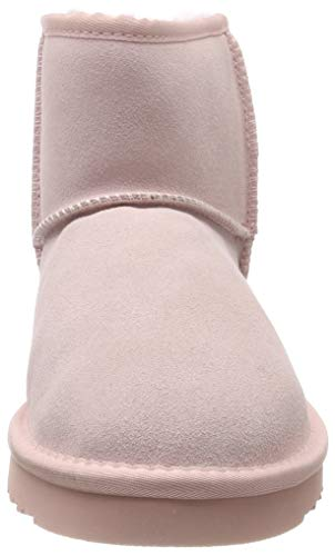 Donna 532 Pink Stivali lt Lea Black rose Rosa Arricciati 264 564 4UqnxSf