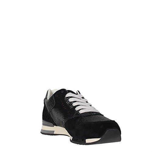 Blauer USA 6SWORUNORI Sneakers Mujer Gamuza Negro 37
