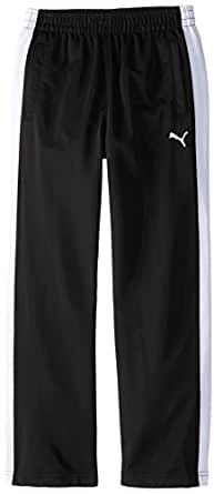 PUMA Big Boys' 7cm Track Pant, Black, Large