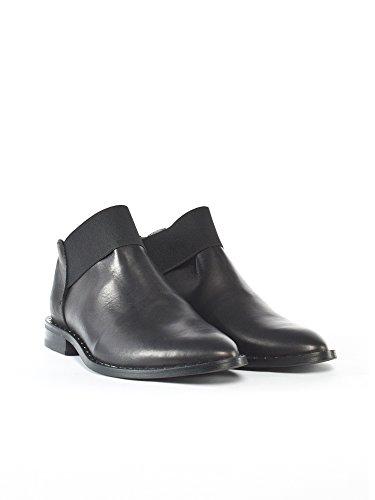 Rockamora Damen Ankleboots nalin Schwarz