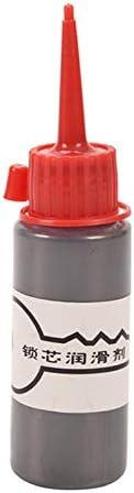lolly-U Graphite Lubricant 60ml Powder Graphite Lubricant for Outdoor Door Lock Graphite Lock Lube for Lubrica