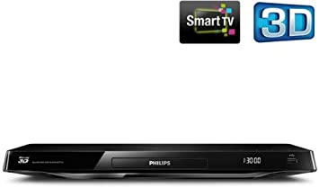 PHILIPS BDP7750 - Reproductor de discos Blu-ray 3D + Cable HDMI 1.4 F3Y021BF2M: Amazon.es: Electrónica