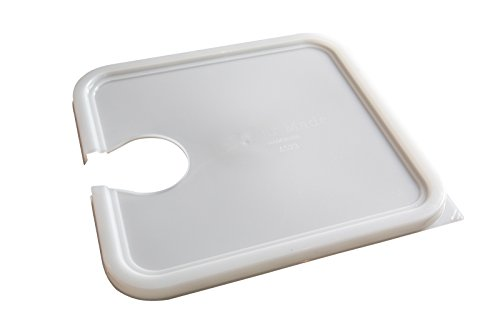 Cellar Made Sous Vide Lid for Anova Culinary Precision Cookers fits 12, 18 & 22 Quart Rubbermaid Containers
