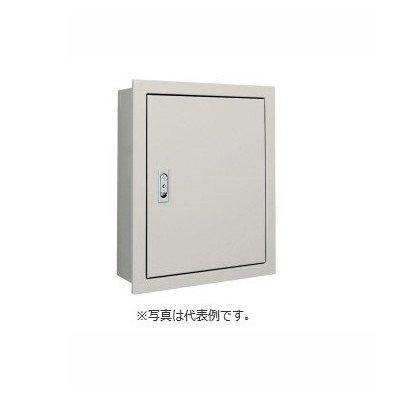 河村電器産業 屋内用 盤用キャビネット(鉄製基板埋込形) FXU6030-14 クリーム B01FVO118O クリーム