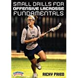 Ricky Fried: Small Drills for Offensive Lacrosse Fundamentals