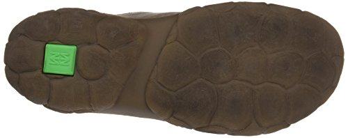 El Naturalista Herren N5083 Pleasant Turtle Kurzschaft Stiefel Grau (Plume)