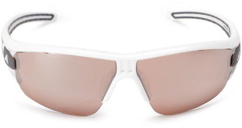 Adidas Sonnenbrille Evil Eye Halfrim S (A403) Blanc