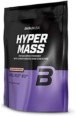 BioTech Hyper Mass Mezcla de Proteínas, Sabor Chocolate - 1000 gr