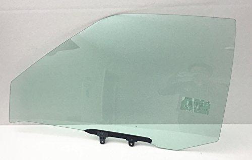 - Fits 1998-2004 Nissan Frontier Pickup & 2000-2004 XTerra SUV Driver Side Left Front Door Window Glass