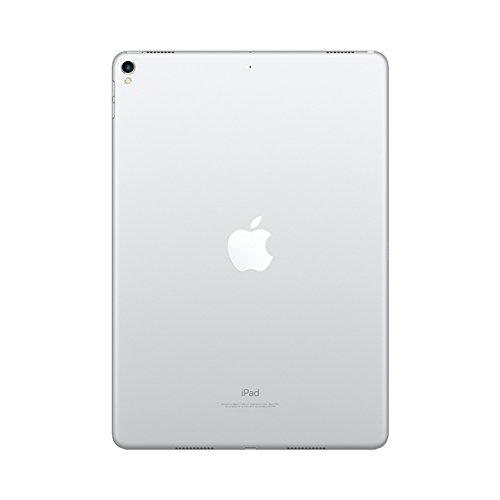 Apple iPad Pro 10.5in (2017) 64GB, Wi-Fi - Silver (Renewed)