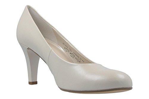 Gabor 65-210 Zapatos de tacón de material sintético mujer Weiß