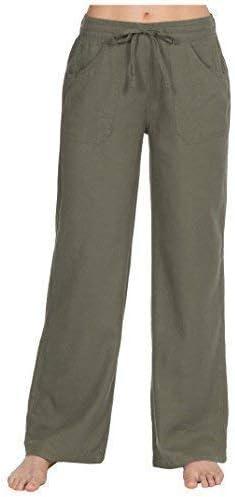 INSIGNIA Mujer Forrado Pantalones Casual Pantalones