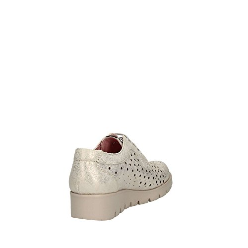 Femme Shoes Callaghan Lace 89840 Platine up ITIxw7