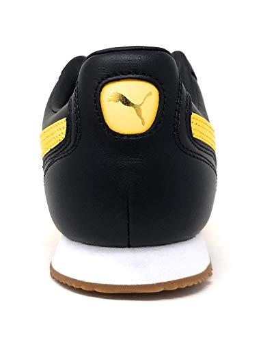 Anniversario Puma Men's Black spectra Sneaker PUMA Roma Yellow vn7Oqv