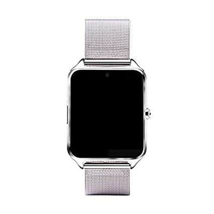 DDGOU Smart Watch GT08 Plus Correa metálica Bluetooth Reloj ...