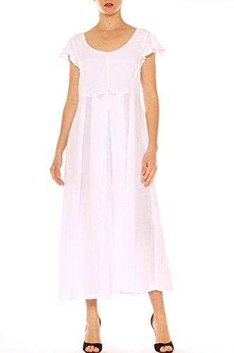 Damen Di Key Di Kleid Key Kleid Bianco Di Di Damen Kleid Key Key Damen Bianco Damen Bianco Aw5n8xq1