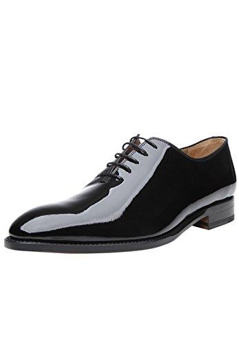 SHOEPASSION No. 521 Exklusiver Business-, Freizeit- Oder Auch Hochzeitsschuh für Herren. Rahmengenäht und Handgefertigt aus Feinstem Leder. Schwarz