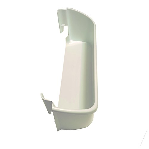 EAP-240323001 Replacement White Door Bin Fits Frigidaire Kenmore Refrigerator by EAP Exact Appliance Parts