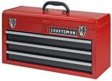 Craftsman 3-Drawer Metal Portable Tool Chest Under 500