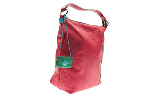 GABS bolso de mano de la mujer SOFIA-E17 DODO bolsa de transferencia. DÓLAR DAV / DT 1301 Fucsia