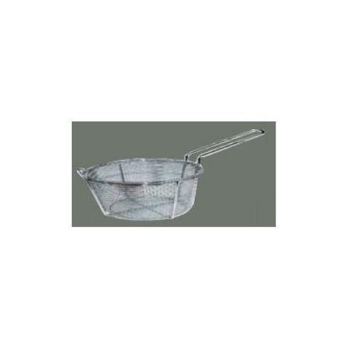 Wire Round Fry Basket - 8 1/2'' Dia.