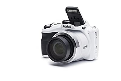 "Kodak AZ421-RD PIXPRO Astro AZ421 16 MP Digital Camera with 42X Optical Zoom and 3"" LCD Screen (Red) by JK Imaging Ltd"