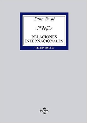 Relaciones internacionales/ International Relations (Spanish Edition