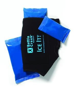"Battle Creek Ice It!® Knee System - 12"" x 13"" - Includes 2 - 6"