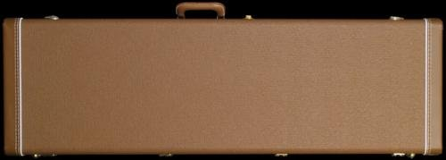 Fender Deluxe Brown Case for Precision Bass