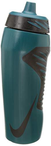 Nike Hyperfuel 24 oz. Water Bottle (Teal/Black/Black, 24 Oz) - Bottle 24 Ounce Sport