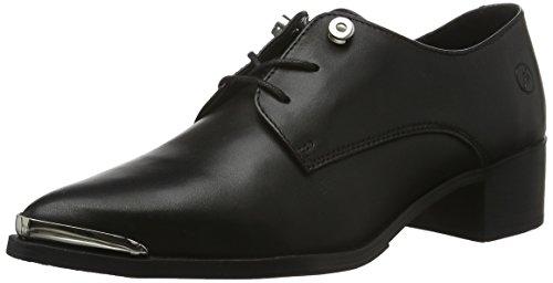 Bronx BX 1195, Bottes Femme Noir - Black (Black 1)