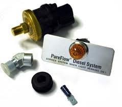 AirDog 901-04-0003-3 Indicator Low Pressure Light Kit