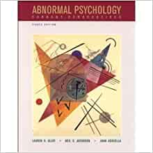 abnormal psychology 8th edition pdf