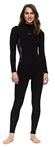 Roxy - Womens 32 Syn Bz Flt Wetsuit, Size: 8T, Color: Black by Roxy