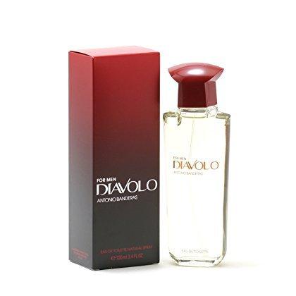 Diavolo by Antonio Banderas EDT Spray 3.4 OZ - Mens