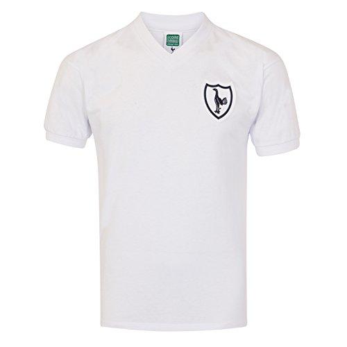 Tottenham Hotspur FC Official Gift Mens 1962 Retro Home Kit No.8 Shirt XL (Hotspur Away Tottenham Shirt)